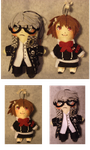 Persona Plush by VanilleB