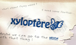 Logo XyloPtere - Scenning by Ockam