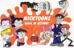 Nicktoons - Back In Action by nintendomaximus