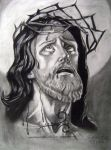 Passion of Christ by spanishartist