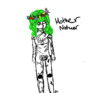 Mother nature OC by SarahTheSecretKeeper