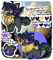| Amethyst Reference Sheet 2014 | by snickIett