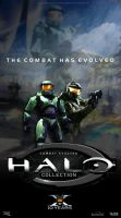 Halo: Combat Evolved Collection Poster by DANYVADERDAY