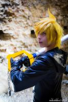 Roxas: The chosen one by Smexy-Boy