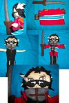 Auron is Unabashedly Awesome by iwantcandy2
