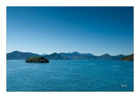 Marlborough Sounds by anjules