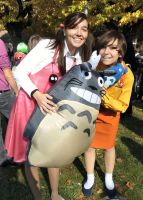 02 - Tonari no Totoro by TheBurningWitch