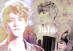 Lulu - Luhan (Exo-M) by ClourfuldreamDesign