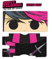 Knives Chau DS Skin Sample by DesignsByCorkyLunn