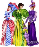 Victorian Women by KimHirsh