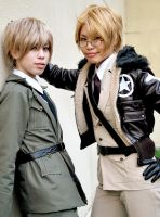 APH Cosplay: America by hakuku