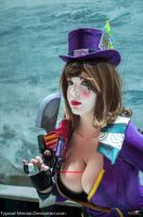 Mad Moxxi Redux 2/3 by Typical-Mental