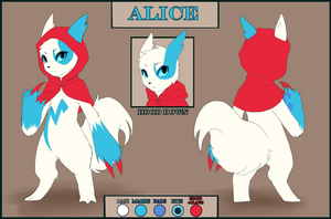 Reference Commssion - Colchanzero by StarLynxWish
