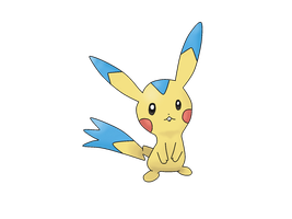 Electric Rodent Fakemon by Pokekawaii