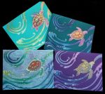 Turtle Ocean Cards by Biorave