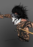 Christian Coma by T0MN0MN0M