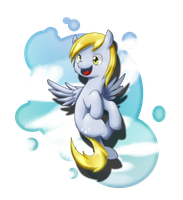 Derpy Hooves by PegaSisters82