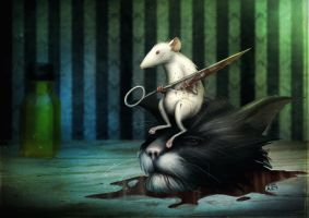 Rat Show by kerast