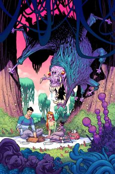 INVINCIBLE 122 cover by RyanOttley
