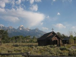 Grand Teton 1 by Cam-s-creations