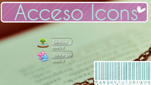 Acceso Icon by PanshyCustomize