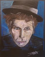 Tom Waits by dannabats
