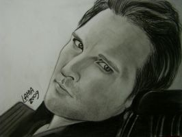 Peter Facinelli Drawing by Lamia86