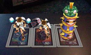 Kid Icarus Uprising AR cards - Set A by LevelInfinitum