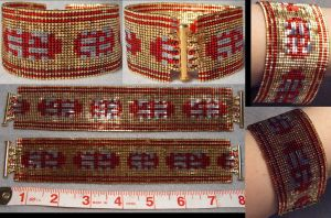 Journey Cuff by wickedorin