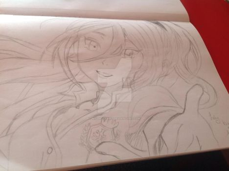 Lily vocaloid by WildHellsing