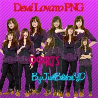 Demi Lovato PNG Pack #2 by JustBelieberYD