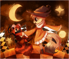 + Halloween Ballet + by Nayobe
