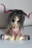 Isleen the sping spirit by Patipat42dolls