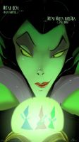 Madly in Anger with the World -Malefica- by DonPapi