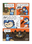 Despondent Mega Man Island of Misfit Game Part 7 by JesseDuRona