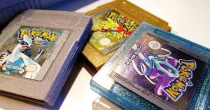 Pokemon - Silver - Gold - Crystal by SymbiopticStudios