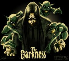 The Darkness Collab by PsychoSlaughterman