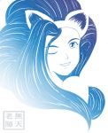Blue Felicia by Mutenroushi