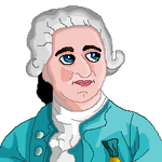 Louis XVI pixel art by filmfreak13