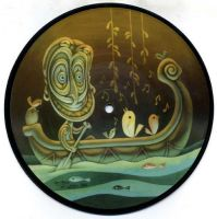 Robert Drasnin Picture Disc by STF-Wooly