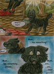 Wild Warriors page 13 by Leaquoia