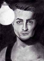 Daniel Radcliffe by Hollyesque