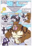 AFL 1000 Round 2: Page 1 by Branded-Curse