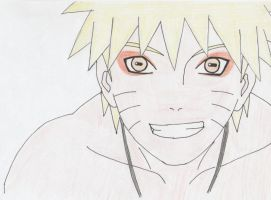 Naruto. Sage Mode. by Dreamerx19