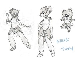 Avatar tinny doodles by Tinnypants