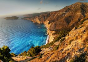 close to Assos by panos-gr