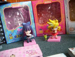 panty and stocking by agito786