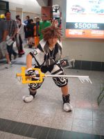 Kingdom Hearts Sora by AnimiaStorm