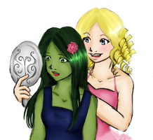 Wicked :: Friends by RadicalEdward13