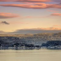 On a pink cloud by HegeKristin25